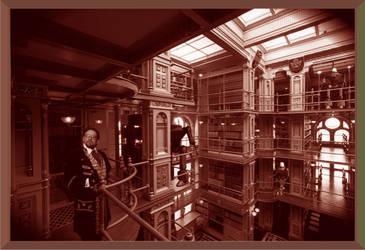 Machina Library by Guardnacho