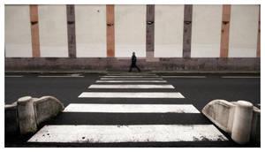 Walking the lines by djailledie