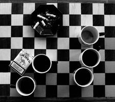 Coffee and Cigarettes by djailledie