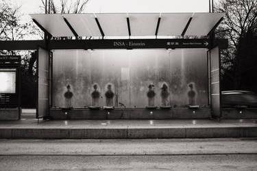 Morning Ghosts by djailledie