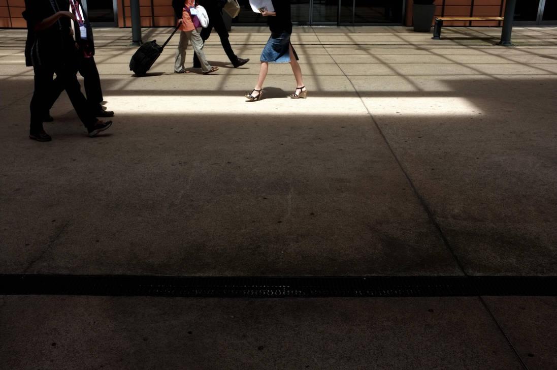 Catwalk by djailledie