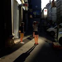Lyon, France, August 2017 by djailledie