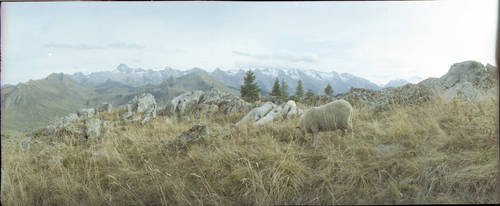 Aravis, French Alps, November 2017 by djailledie