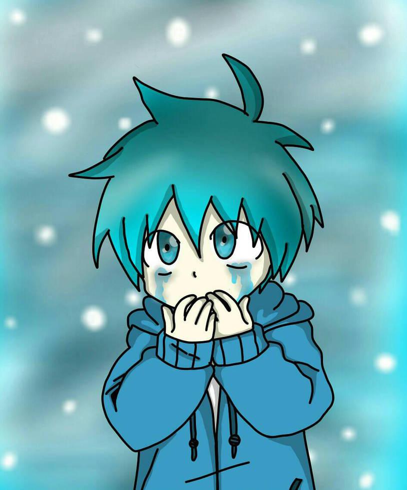 anime boy sad by turn the madness666 on deviantart