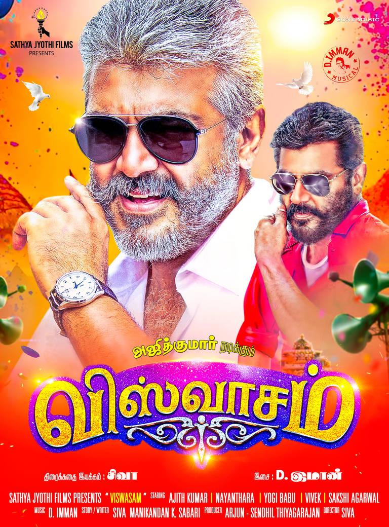 Viswasam 2019 Tamil Full Movie Dowload 1080p WebDL AVC