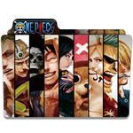 One Piece Folder Icon V6 _ by KiritoALG by KiritoALG