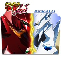 High School DxD New Folder Icon _ by KiritoALG by KiritoALG