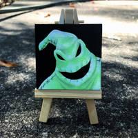 Oogie Boogie Painting by WolfJayden