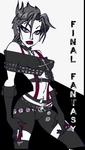 Final Fantasy by seraphonfire