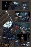 Dark Elf Page by DanaeOP