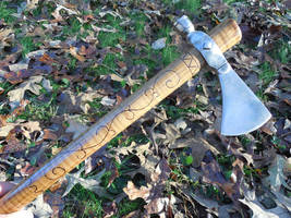 Patriot tomahawk by WillKing156