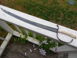 Custom Skull Handled Cutlass by WillKing156