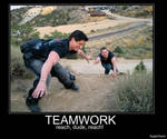Teamwork by KagsChann