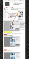 Basics digital Screen tones by ScarletFire666