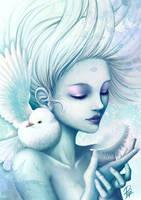 Feather by PepiGonzalez
