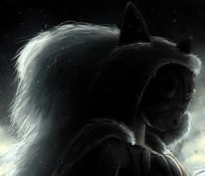 Princess Mononoke by CYT-SAN