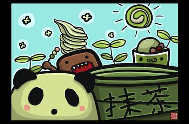 MATCHA !!! by CYT-SAN