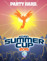 2015 4CHAN SUMMER CUP by posterfig