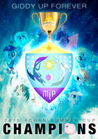 /mlp/ - 2015 4chan Summer Cup Champions by posterfig