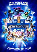 2016 4chan Winter Cup by posterfig