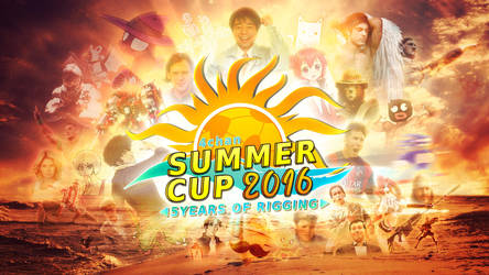 2016 4chan Summer Cup - 5 Years of Rigging by posterfig