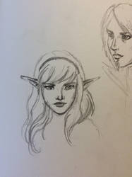 Elves by Sailormary87