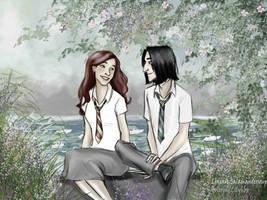 Summer Colab SSLE by Veronika-Art