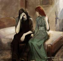 Quiet Desperation by Veronika-Art