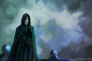 Storm by Veronika-Art