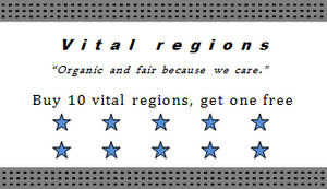 Vital Regions coupon by NekoAmerica