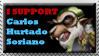 I SUPPORT CARLOS HURTADO SORIANO by CarlosHurtadoSoriano