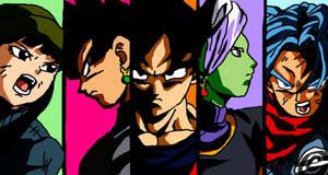 Dragon Ball Super Future Trunks Saga by CatCamellia