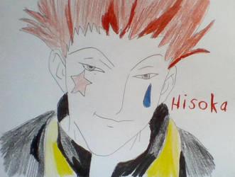 Hisoka by CatCamellia
