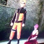 Naruto and Fleurette by CatCamellia