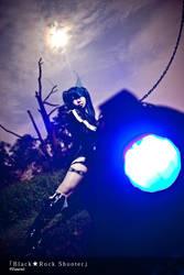 Black Rock Shooter:Test Shot 1 by Ototsuki