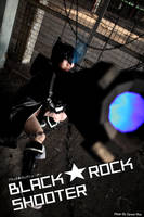 Black Rock Shooter: Cover by Ototsuki