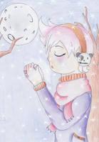 One Cold Winter Night by cornelia892