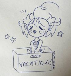 Vacation Update~ by cornelia892