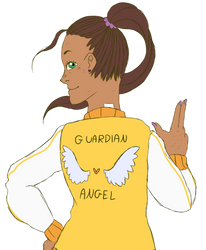 Guardian Angel by cornelia892
