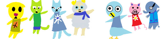 Mo's Animal Crossing 1 by EmeraldZebra7894