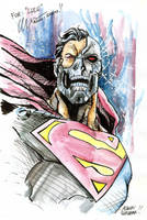 Cyborg Superman by WIN79