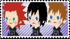 AkuShiRoku Stamp by HeartlessKairi