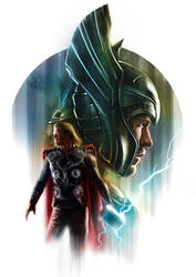 Thor by OCMay