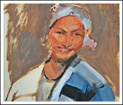 gypsy woman by uykusuzpijama