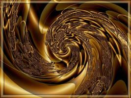 The golden spiral by marijeberting