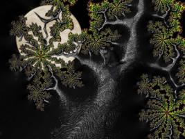 In the moonlight by marijeberting