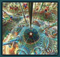 Deep Dream Carousel by marijeberting