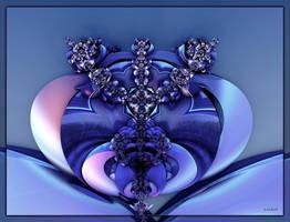 Blue Bulbs by marijeberting
