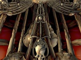Skeleton bar by marijeberting