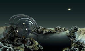Sail away in the moonlight by marijeberting